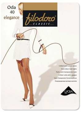 Filodoro Classic Колготки женские Oda 40 Elegance