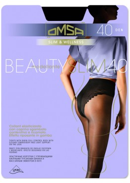 Omsa Колготки женские Beautyslim 40