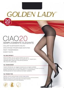 Golden Lady Колготки женские Ciao 20