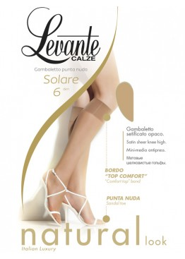 Levante Гольфы женские Solare 6
