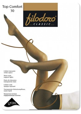 Filodoro Classic Колготки женские Top Comfort 30