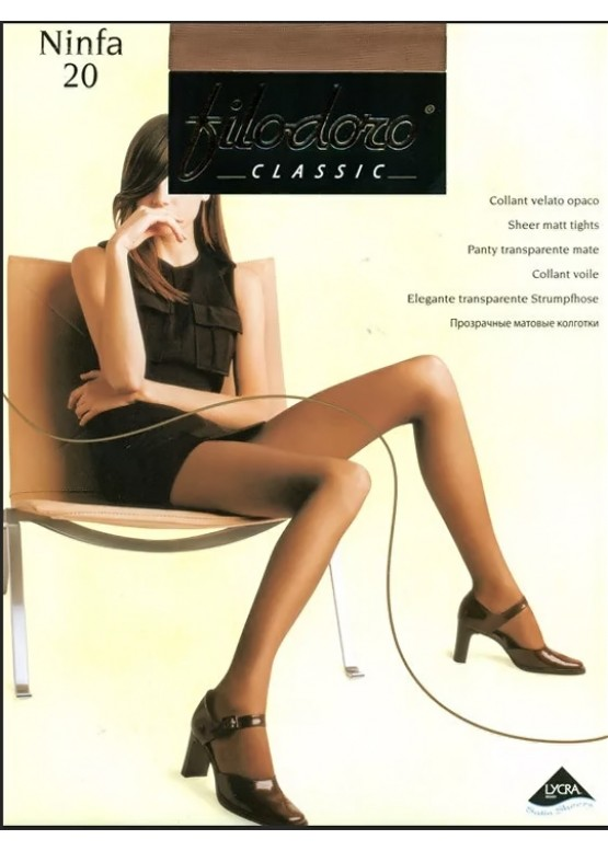 Filodoro Classic Колготки женские Ninfa 20