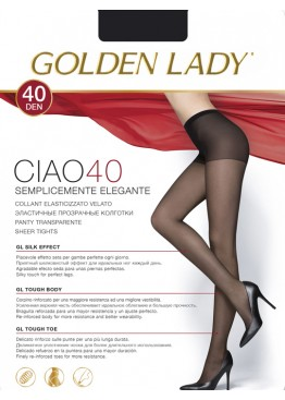 Golden Lady Колготки женские Ciao 40