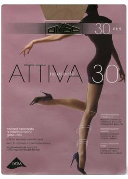 Omsa Колготки женские Attiva 30