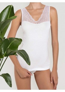 Cotonella Майка AD941 Purity Lace