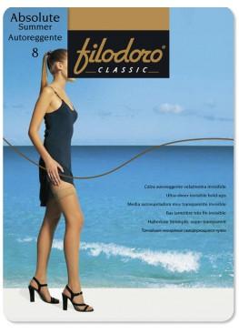 Filodoro Classic Чулки женские Absolute Summer 8