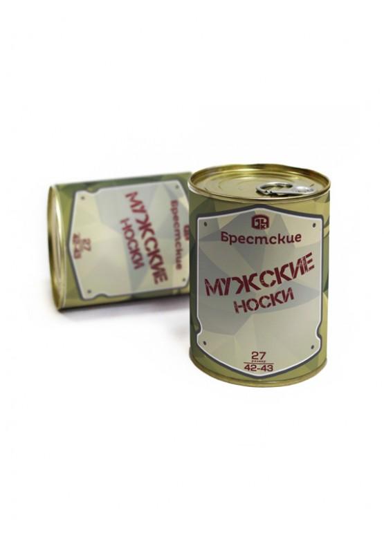 Conte Lingerie Носки мужские 14С2122B 901 Брестские Classic