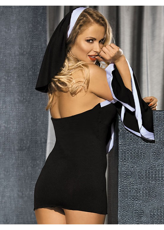 Caprice Комплект Shy Girl платье стринги нарукавник воротник